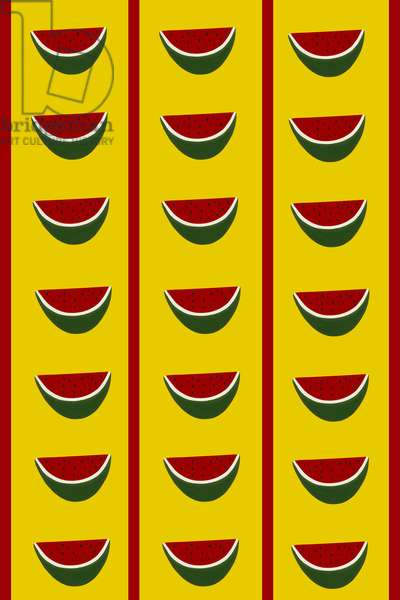 Design-CR-Watermelons in Yellow