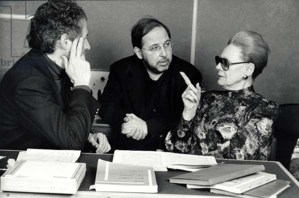 Renata Tebaldi at Decca's