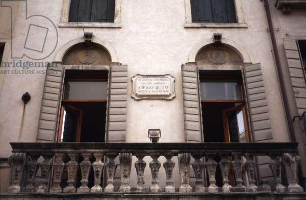 BOITO Arrigo - Birthplace
