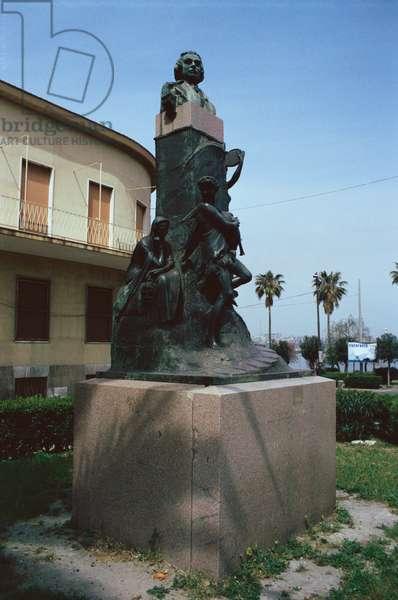 Giovanni PAISIELLO Statue in