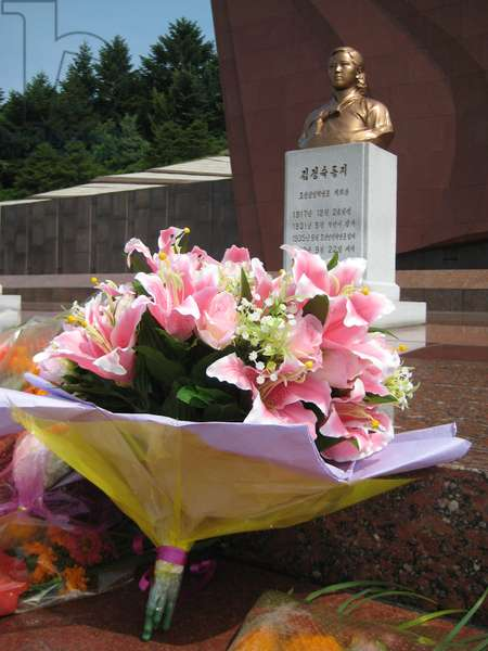 Taesongsan Revolutionary Martyrs' Cemetery, 2008 (photo)