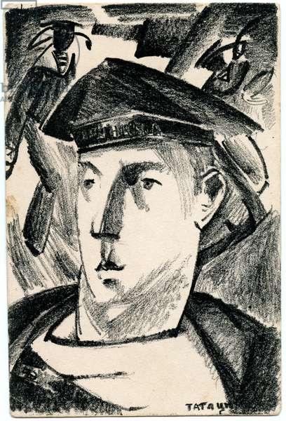 Sailor, 1912 (litho)