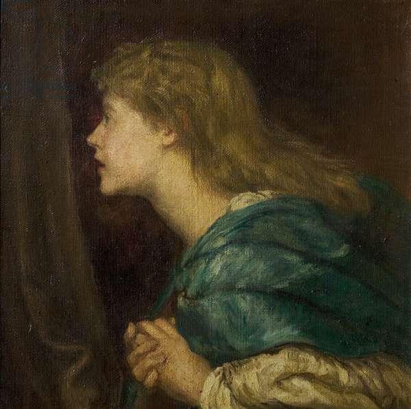 Ellen Terry, 1920 (oil on canvas)