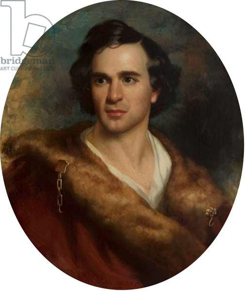 Thomas Barry Sullivan (oil on canvas)