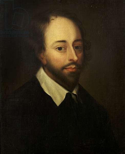 William Shakespeare (oil on canvas)