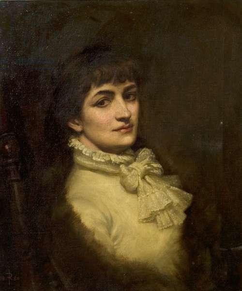Helen Modrzejewska, 1880 (oil on canvas)