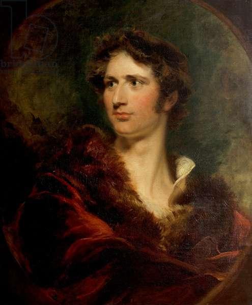 William Augustus Conway (oil on canvas)