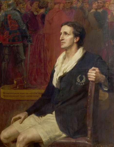 Frank Benson, 1910 (oil on canvas)