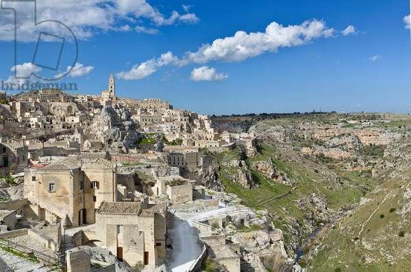 Matera, Basilicata, Italy, View (photo)