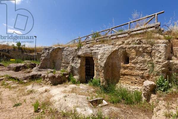 Mottola, Taranto, Puglia, Italy, Rock Church of San Gregorio (photo)
