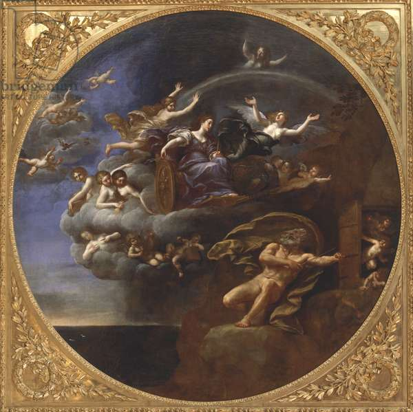 Element of the Air, 1625-28 (oil on canvas)