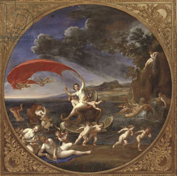 Element of Water, 1625-28 (oil on canvas)