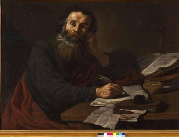 Saint Paul the Apostle, c.1617 (oil on canvas)