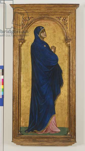 Our Lady of Sorrows, 1355-57 (tempera on panel)
