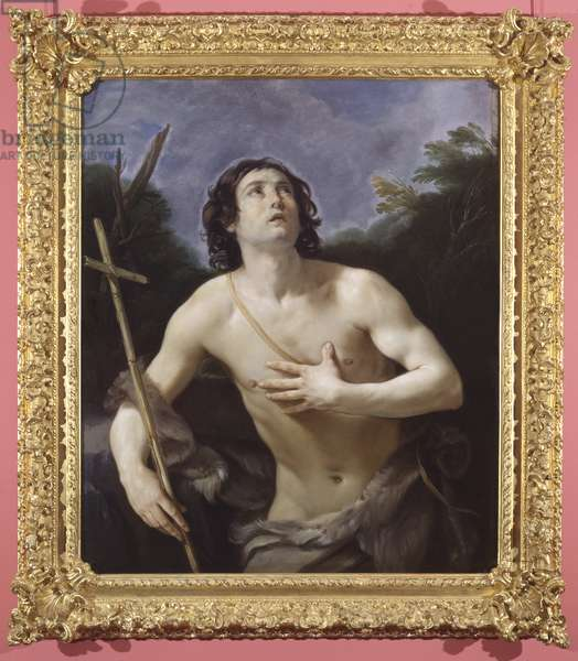 St John the Baptist, 1632-37 (oil on canvas)