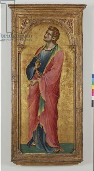 St John the Evangelist, 1355-57 (tempera on panel)