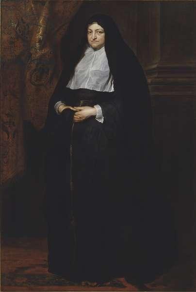 Portrait of Princess Isabella Clara Eugenia, c.1628 (oil on canvas)