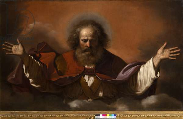 Eternal Father, c.1646 (oil on canvas)