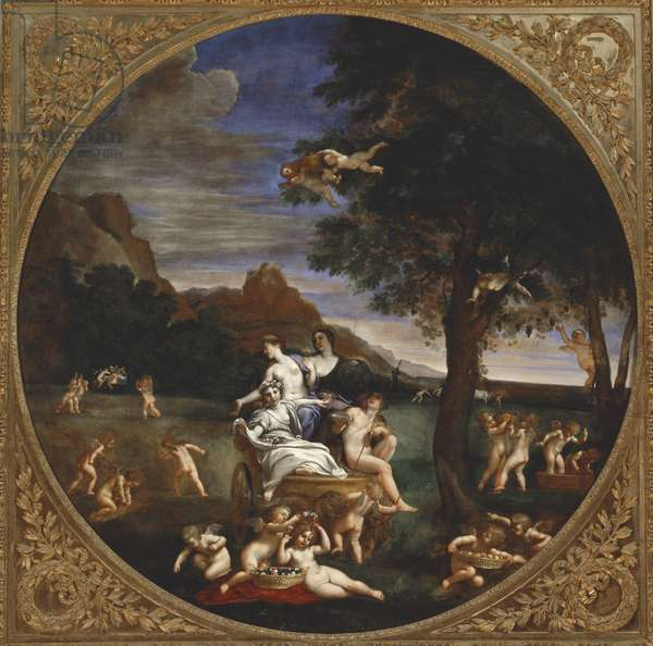 Element of the Earth, 1625-28 (oil on canvas)