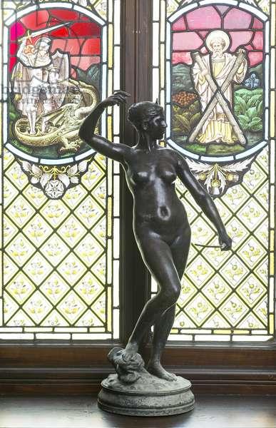 Diana, 1880-1900 (marble)