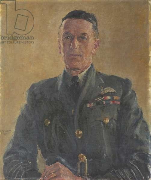 Group Captain C. A. Bouchier OBE, DFC, 1940 (oil on canvas)