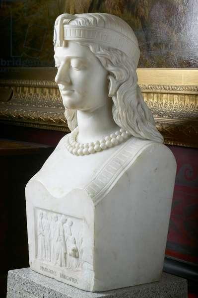 Pharaoh's Daughter, 1865 (marble)