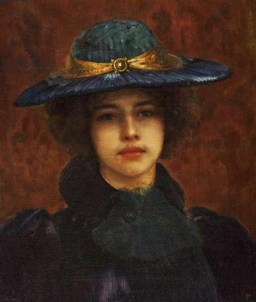 Ethel, 1898 (oil on canvas)