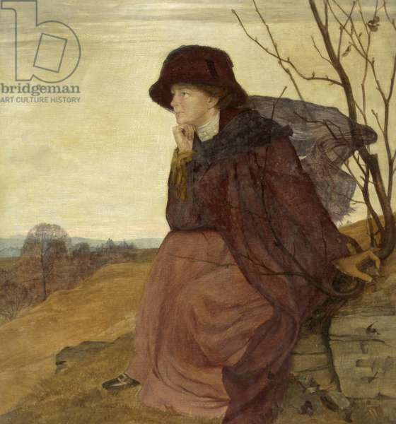 The Coming of Spring, 1911 (tempera on canvas)