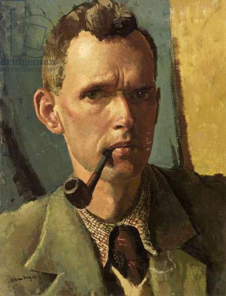 Self portrait, 1941