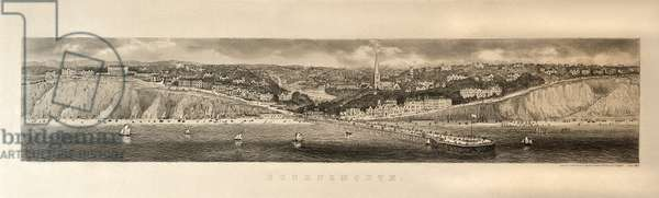 Bournemouth, 1883 (litho)