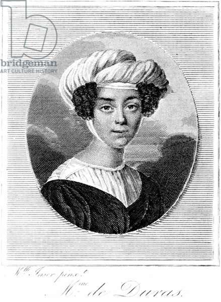 Madame de Duras (engraving)