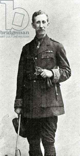 Francois Georges-Picot, c.1916 (b/w photo)