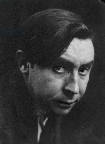 Albert Gleizes (b/w photo)