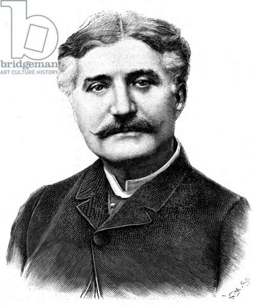 Prosper Olivier Lissagaray (engraving)