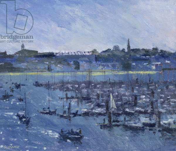 St. Malo (oil on canvas)