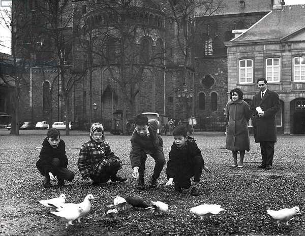 Rapatrie, Holland, Maastricht, 1962