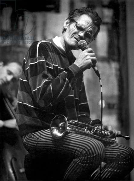 Chet Baker, 1988