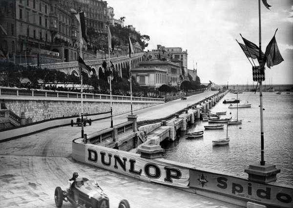 Grand Prix de Monaco, 1933