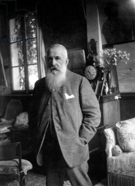 Claude Monet, c.1900