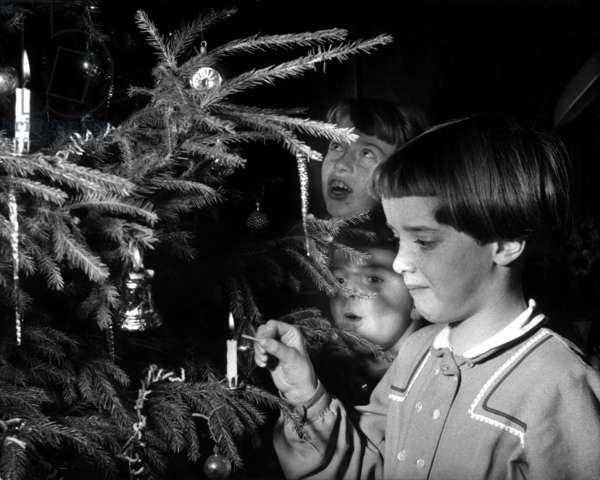 Christmas, 1964