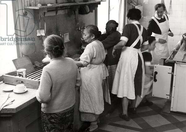 Repatriates, 1957