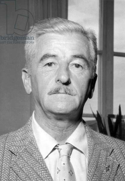 William Faulkner (1897-1962) American writer