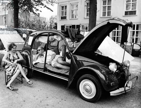 Citroen 2CV, 1965-75