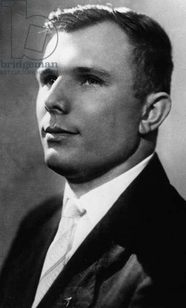 Youri Gagarine, 1961