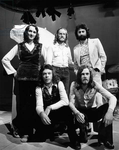 Supertramp, 1974