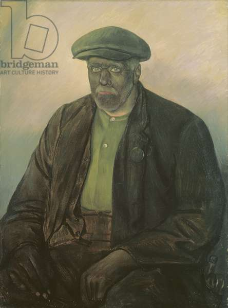 The Collier, 1933 (oil on canvas)