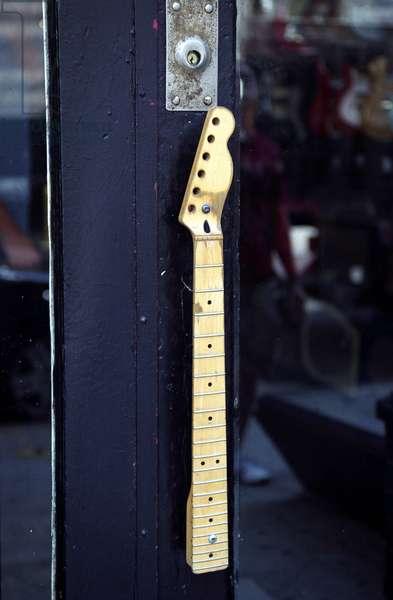Guitar Door Handle
