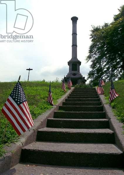American Civil War Soliders Monument