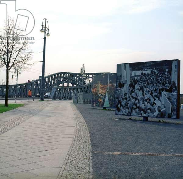 Bornholmer Bridge