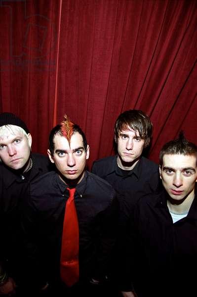 Anti-Flag - portrait of